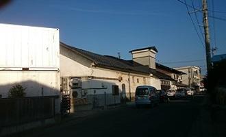三浦酒造 外観